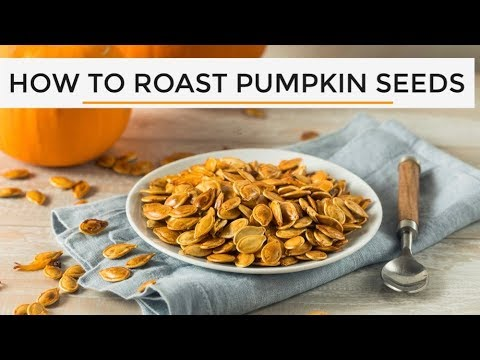 How-To Roast Pumpkin Seeds