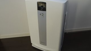 DAIKIN :  Humidification Streamer Air Cleaner MCK70P-W
