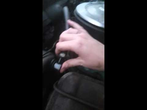 87 Dodge D250 power brake check valve replacement