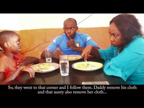 TABLE MANNERS (YOU GO LAUGH) (SKIT E1)
