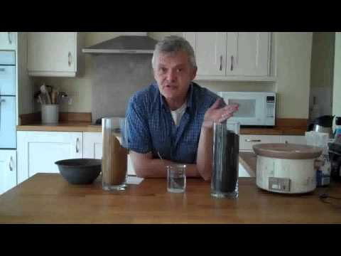 Making UltraSand (Graphene Coated Sand)  From Ordinary Sugar For Water Filtration