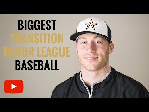 Biggest Transition in Minor League Baseball