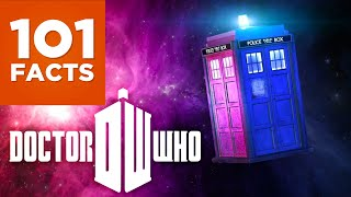 101 Facts About Doctor Who