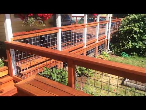 Deck Construction 3 | Willamette Valley General Contractors Oregon