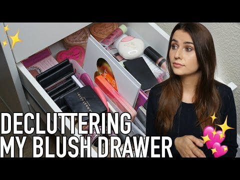 Makeup Declutter - Blushes (Cruelty Free & Vegan!) - Logical Harmony