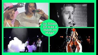 10 times One Direction was a mess on stage