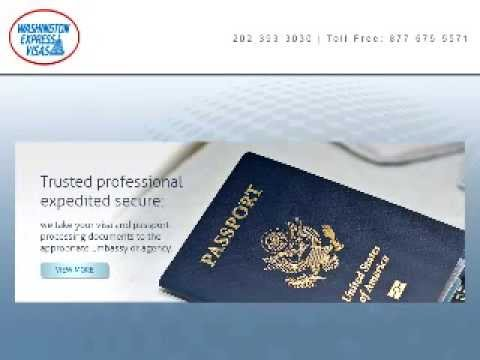 Expedited Visa Passport Processing And Services