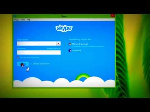 How to install skype in (windows 8.1)