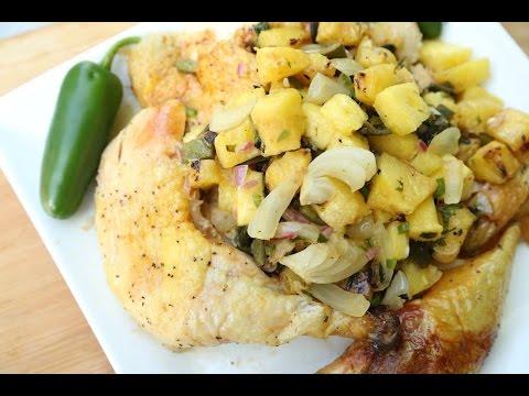 Diva Q's Pineapple Stand Chicken Recipe
