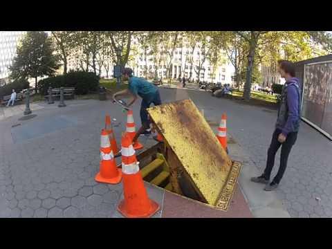 Homage (Brooklyn, NY) | Penny x GoPro x BoardShop Challenge