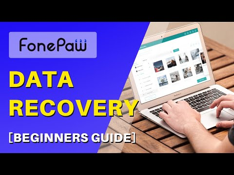 FonePaw Data Recovery - Recover Deleted Files from Hard Drive/Flash Drive/Memory Card