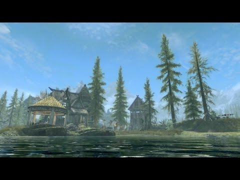 Skyrim PS4 Mods: Silvermoon Mansion (Player Home)