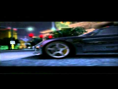 Need For Speed Carbon Collector's Edition Bonus DVD: Cars