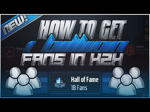 HOW TO GET A BILLION FANS IN H2H! Ultimate Madden Mobile FAN Making Guide! EASY Hall of FAME.