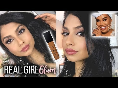 Full GLAM for the REAL Girl  feat. Patrick Starr x MAC, NARS! & INTERNATIONAL GIVEAWAY!