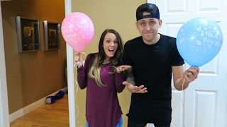 WE FOUND OUT!! Official Gender Reveal
