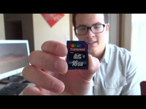 Transcend 16 GB SDHC Class 10 Flash Memory Card REVIEW