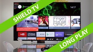 FOCUS Nvidia Shield TV (2017): Android TV, GeForce Now, Kodi, Streaming