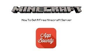 Minecraft Tutorials Ep. 7 How To Get A Free Minecraft Server