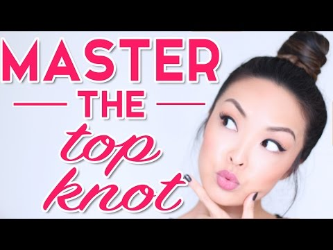 HOW TO: Master The Top Knot!