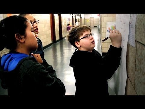 Students Break the System of Bullying in English Class