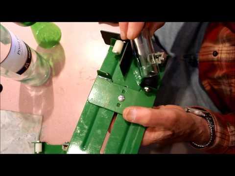 Ephrem's Bottle Cutter - Angle Adapter