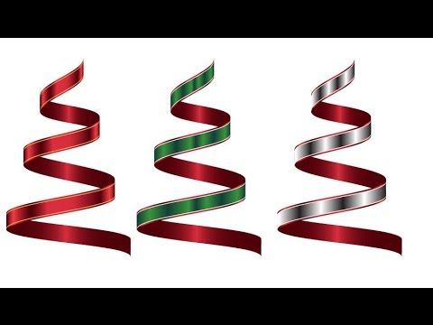 How to Draw a Ribbon in Adobe Illustrator