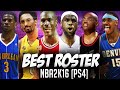 NBA2K16 Best Roster Ever! (PS4) - My GM/ My League!