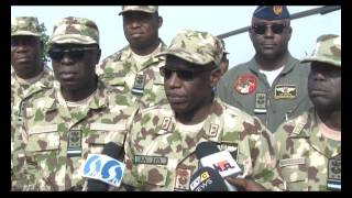 Nigerian Air Force Operational Tour.