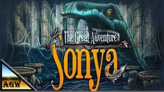 Sonya The Great Adventure Gameplay (PC, no commentary,Adventure)..