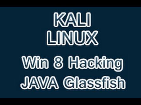 Kali Linux - Win 8 Hacking Java Applet AverageRangeStatisticImpl RCE