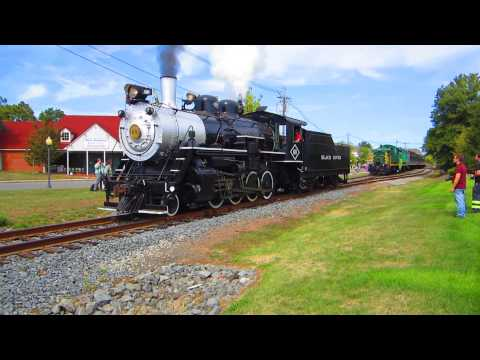 Black River and Western 50th Anniversary triple header 9/27/2015 1080P 24 fps