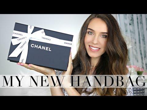 MY FAVORITE NEW HANDBAG | Chanel Unboxing!