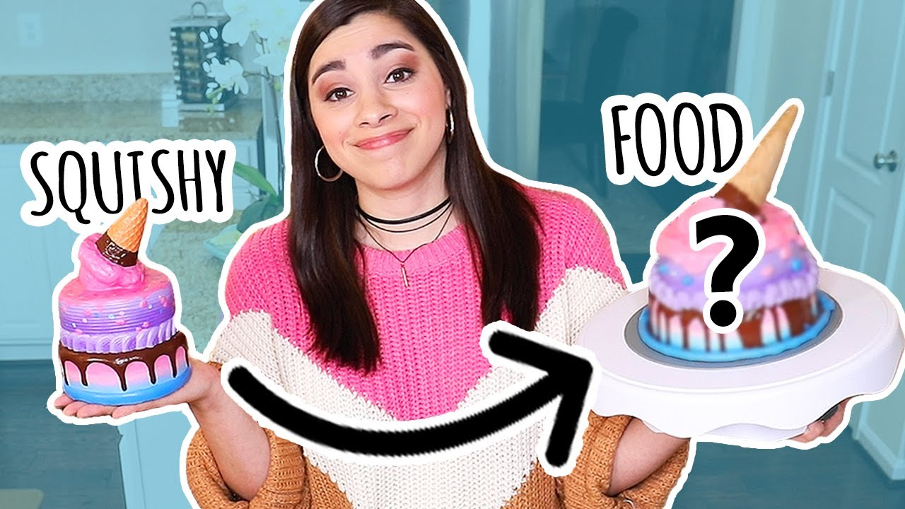 I Baked A Squishy in Real Life | Bake With ME #6