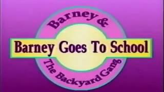 Barney And The Backyard Gang Theme Song yogi and the backyard gang intro | music jinni