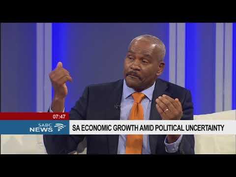 SA economic growth amid political uncertainty