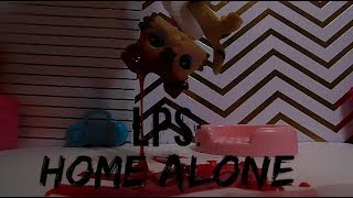 Lps Home Alone Halloween Special