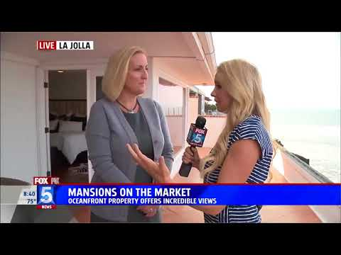 Fox 5 News Features 5366 Calumet Ave in Mansions on the Market Segment