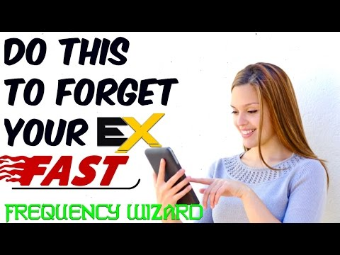 ⚡️GET OVER YOUR EX FAST & EASY! SUBLIMINAL AFFIRMATIONS HYPNOSIS MEDITATION FREQUENCY SPELL