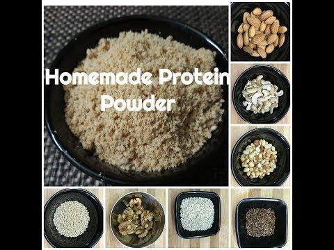 Homemade Protein Powder | Multi-Purpose Protein Powder | How to make Protein Powder at Home