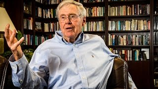 Charles Koch Compares Trump's Muslim Ban To Nazi Germany