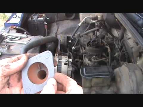 1988 Chevy Pickup Thermostat Replacement