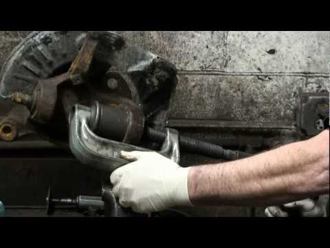 Ford F250 Ball Joint Repair - Part #2