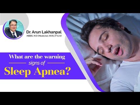 Sleep Apnea - Dr Arun Lakhanpal, Senior Consultant (Pulmonologist)