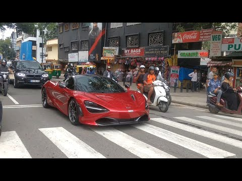 Xxx Mp4 India S First McLaren In Bangalore People Go Bonkers Seeing It 3gp Sex