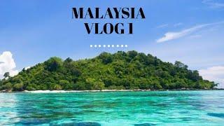 Malaysia Vlog 1 , Let's Go | Sabah Kota Kinabalu