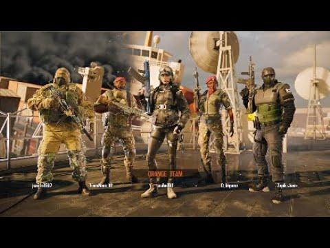 Ela 4K Carry Win - Rainbow Six Siege