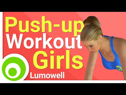 Chest Workout for Girls