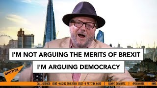 'You're contradicting yourself George' caller challenges George on Brexit | MOATS Ep 12