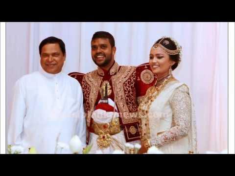 Smallest Wedding Cake Guinness Record from Sri Lanka